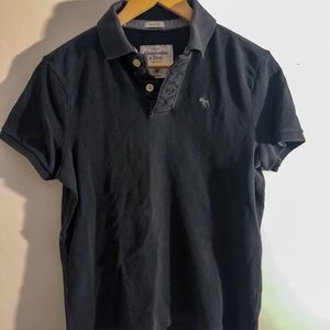 A&F Muscle Polo